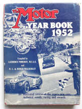 The Motor Yearbook 1952
